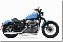 2011 XL 1200N, Sportster XL1200 Nightster, INTERNATIONAL ONLY, right broadside