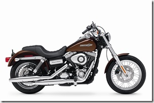 2011, Dyna, FXDC, Super Glide Custom, right broadside