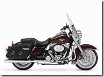 2011, Touring, FLHRC, Road King Classic, right broadside