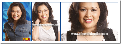 Mirielle Punzalan -- Pinoy Big Brother Double Up
