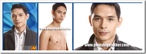 John Michael Lagumbay -- Pinoy Big Brother Double Up