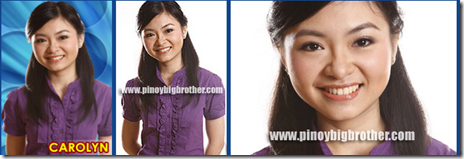 Carolyn Lim Batay -- Pinoy Big Brother Double Up