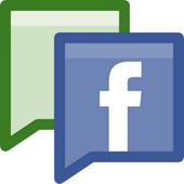 facebook fan page icon
