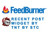 Feedburner Recent Post Widget