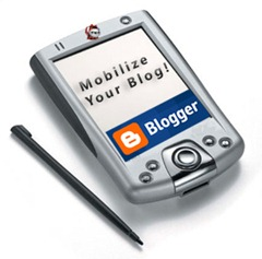 mobilize-blogger blog