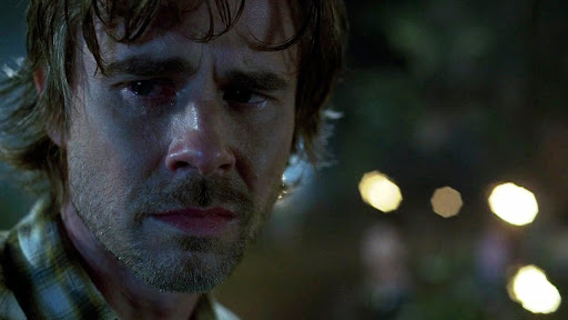 Sam Trammell is Sam Merlotte