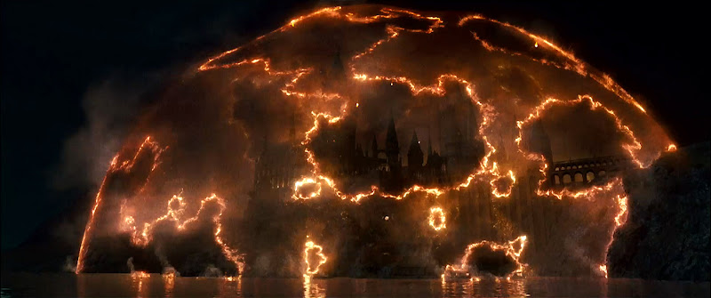 A scene from Warner Bros. Pictures™ fantasy adventure HARRY POTTER AND THE DEATHLY HALLOWS