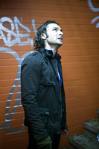 Aidan Turner is Mitchell - Being Human 2