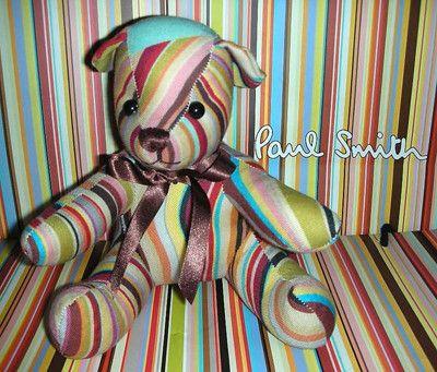 日本 Paul Smith 經典限量小熊