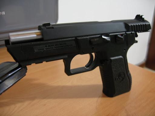 Pistola Jericho 941[reco]