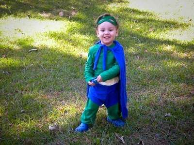 Jack - SuperWhy Costume 021