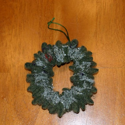 McCoy - Wreath Ornaments