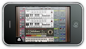 Propellerhead ReBirth iPhone/iPad verzió