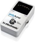 TC Electronic PoyTune polifónikus hangoló