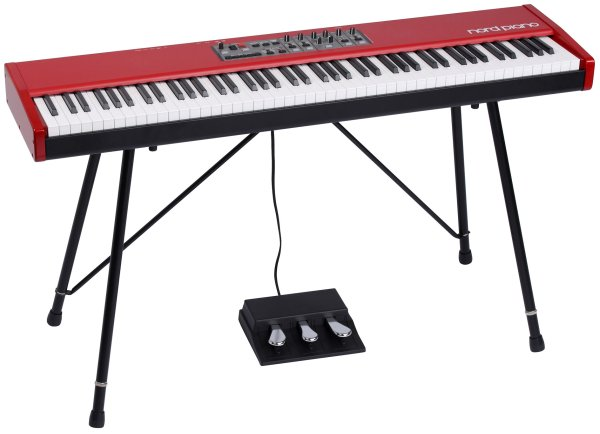 Nord Piano színpadi zongora + pedál