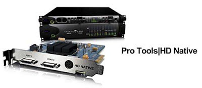 Avid Pro Tools HD|Native Core PCIe kártya + interfészek
