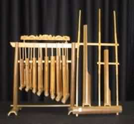 Angklung, World Cultural Heritage