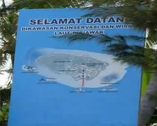 welcomebiawak Biawak Island, The Virgin From North