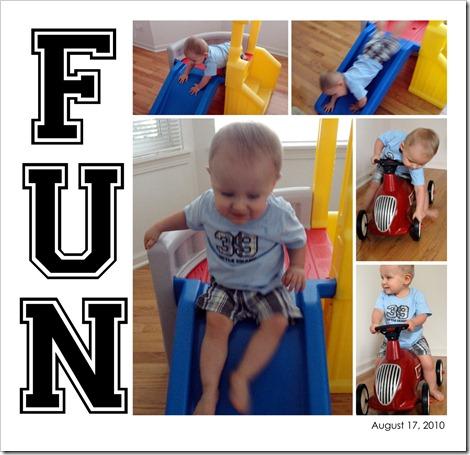 Fun - August 17, 2010