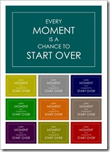 Just Because - Every moment is a chance to start over - Sprik Space - IMAGE