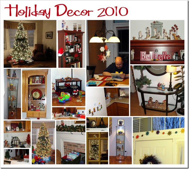 Holiday Decor 2010