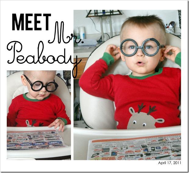 Mr. Peabody - April 17, 2011