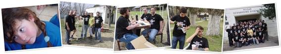 Ver Jornada solidaria en Cañuelas