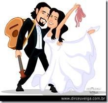 caricatura_convite_casamento
