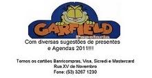 Garfield Papelaria