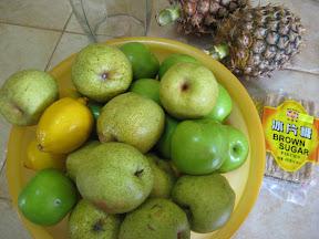水果酵素材料