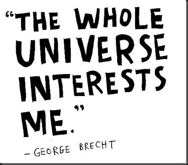 The whole universe
