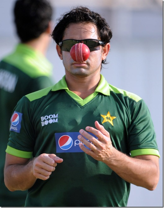 Saeed Ajmal photos 12