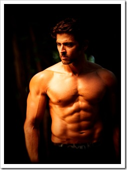hrithik roshan in kites shirtless