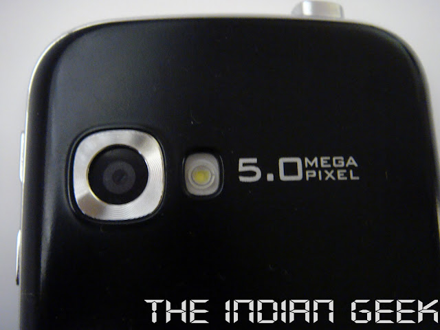 Spice Mi-300 - Hardware, 5 MP Camera
