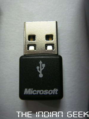 Microsoft Wireless Desktop 800 - USB Transceiver
