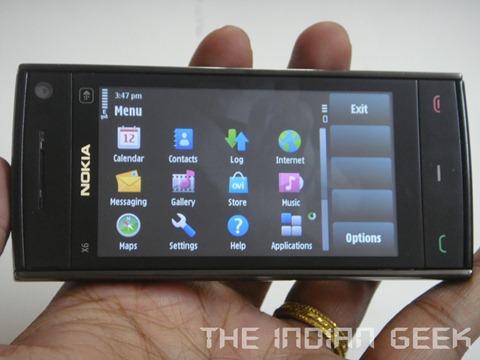Nokia X6 16 GB - 05