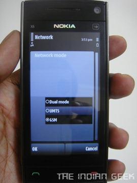 Nokia X6 16 GB - 17