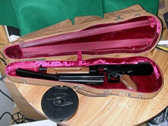 Thompson TA-5 with Violin Case