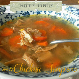 Home Made Chicken Soup
