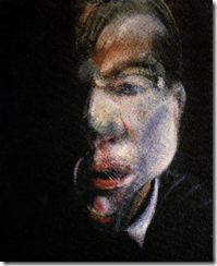 Francis Bacon Auto Retrato 3