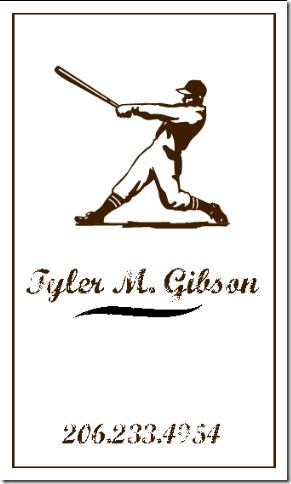 baseball player blog