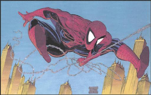Más Fotos del Polémico Traje de Spiderman!