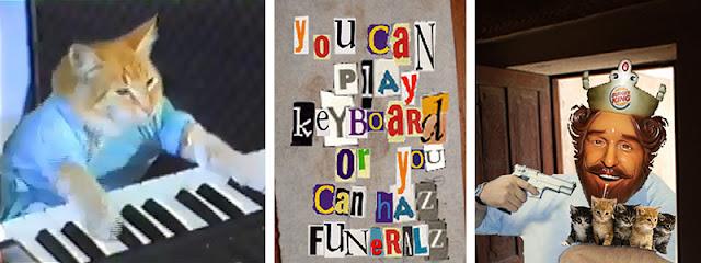 Keyboard Cate Ransom Scenario