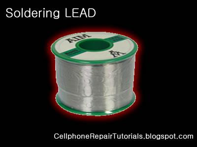 Soldering and Desoldering Tools Soldering%20lead