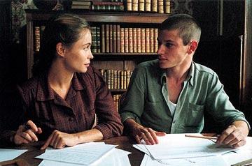 Strayed- Directed by AndrÈ TÈchinÈ Emmanuelle BÈart as Odile and Gaspard Ulliel as Yvan