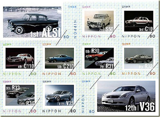 nissan_skyline_stamps