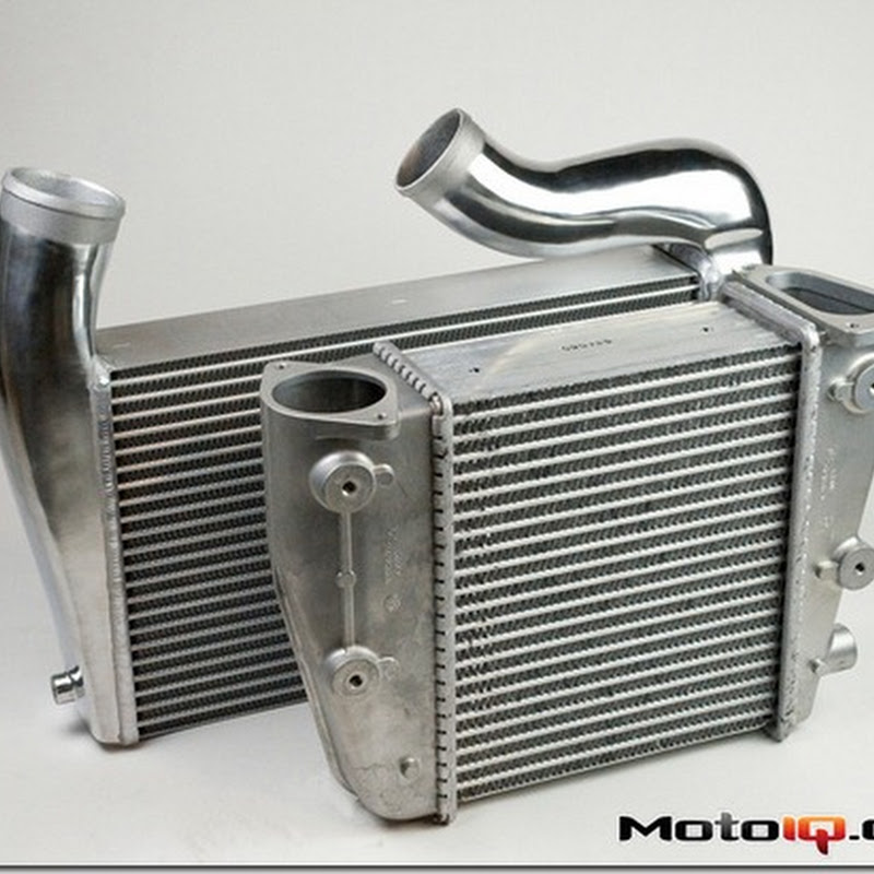 HKS Large Front Mount Intercooler Kit