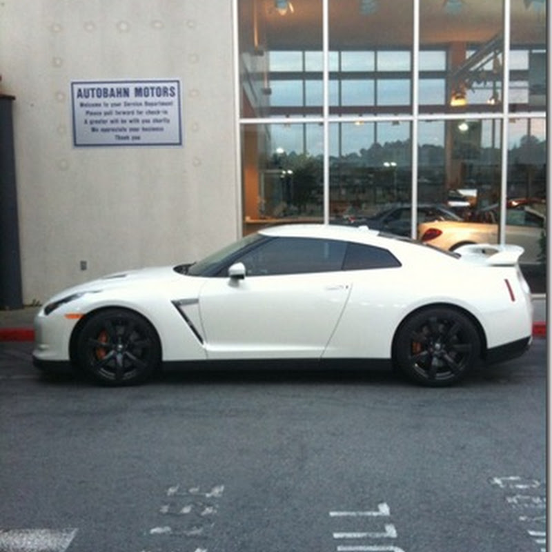 The Richest Nissan GT-R Owner ?