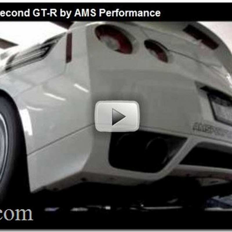 AMS 9 Second R35 Nissan GT-R Video