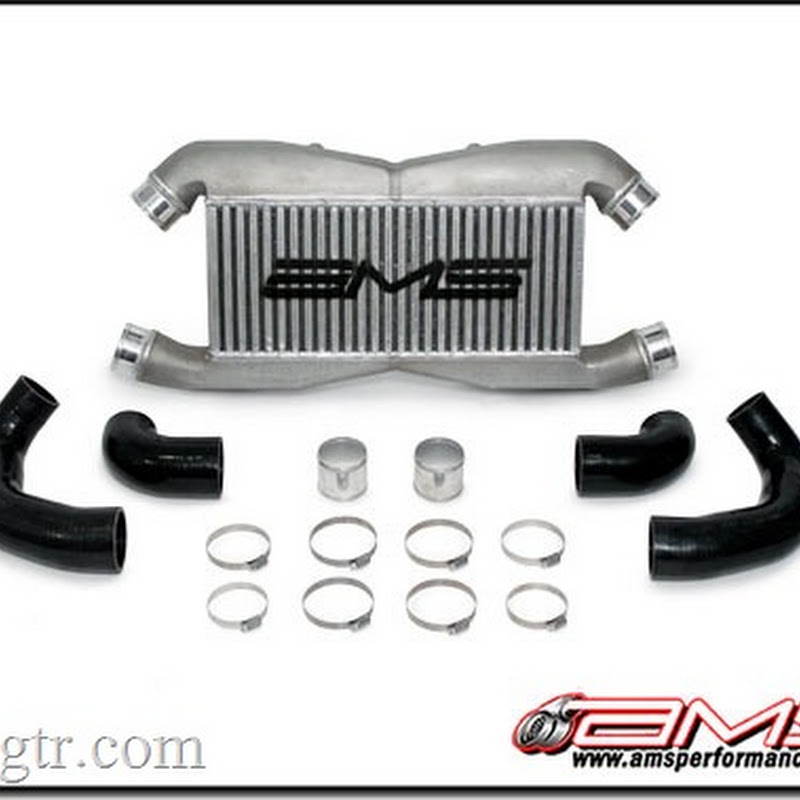 AMS Front Mount Intercooler for Nissan GT-R
